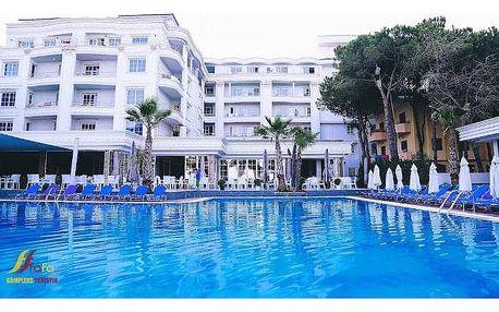 Dračská riviéra, Hotel Fafa Premium - pobytový zájezd, Dračská riviéra