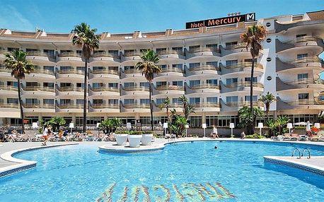 Španělsko - Costa del Maresme letecky na 8-15 dnů, polopenze