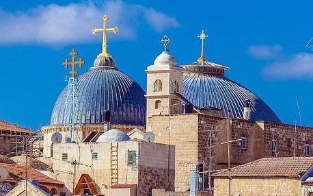 Izrael - Velká cesta do Svaté země