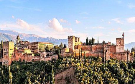 Siesty v krásné Andalusii