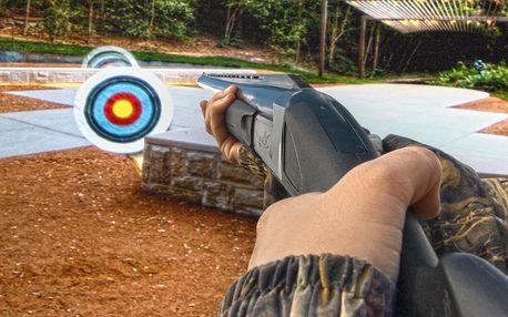 Střelba bez nábojů: zábava na laserové střelnici