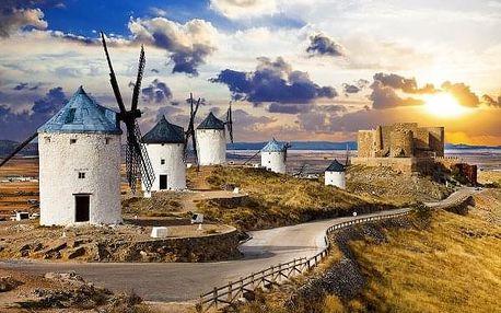 Sólo pro Madrid a Toledo aneb po stopách Dona Quijota