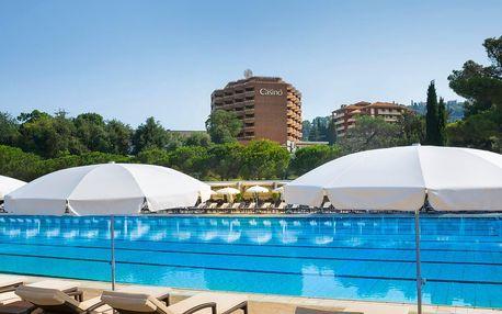 Slovinsko, Portorož | Hotel Metropol***** | Dítě do 11,99 let zdarma | Soukromá hotelová pláž | Polopenze