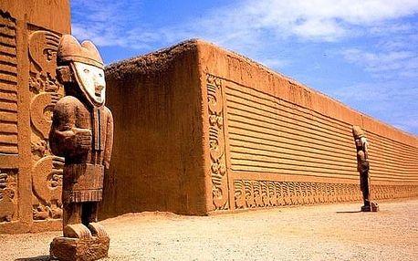 Severní Peru - Za tajemstvím peruánských pyramid a zlatých hrobů