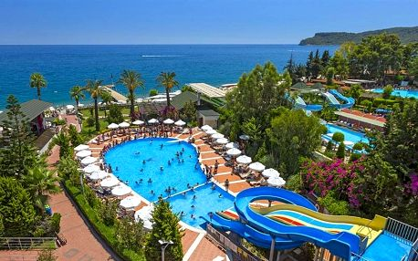 Turecko - Kemer letecky na 12 dnů, all inclusive