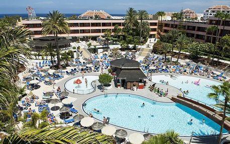 Španělsko - Tenerife letecky na 15 dnů, polopenze