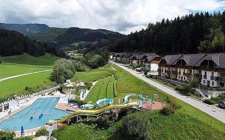 Termální lázně Snovik, Hotel Eco Resort Spa Snovik - pobytový zájezd, Termální lázně Snovik