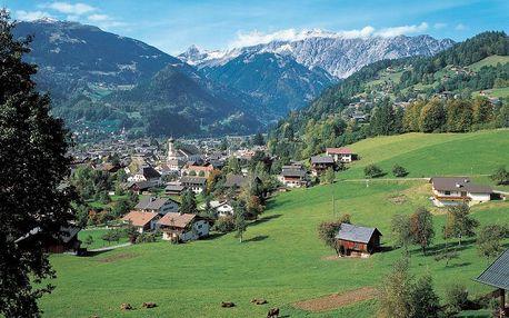 Alpy čtyř zemí