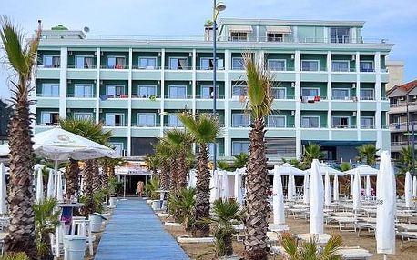 Dračská riviéra, Hotel Vivas - pobytový zájezd, Dračská riviéra