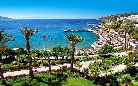 Turecko - Bodrum letecky na 8-15 dnů, all inclusive