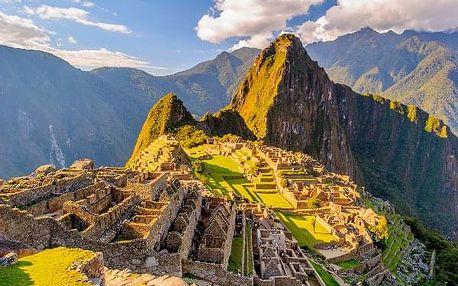 Peru - Po stopách dávných civilizací