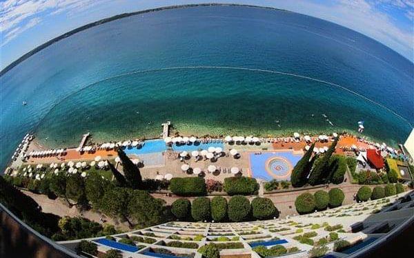 Grand Hotel BERNARDIN*****- Portorož, Slovinsko, vlastní doprava, polopenze2