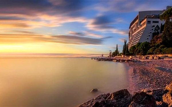 Grand Hotel BERNARDIN*****- Portorož, Slovinsko, vlastní doprava, polopenze3