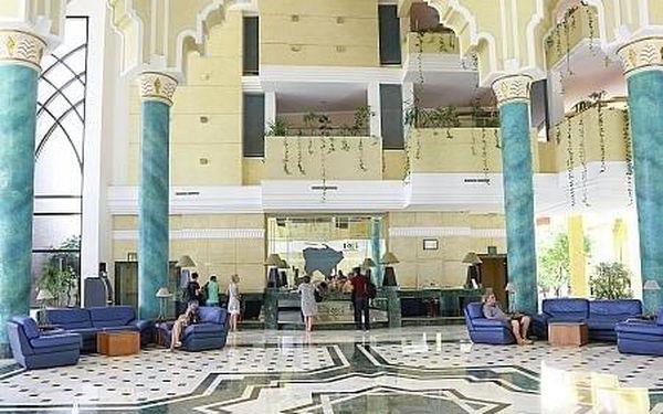Royal Garden Palace, Djerba, letecky, all inclusive4