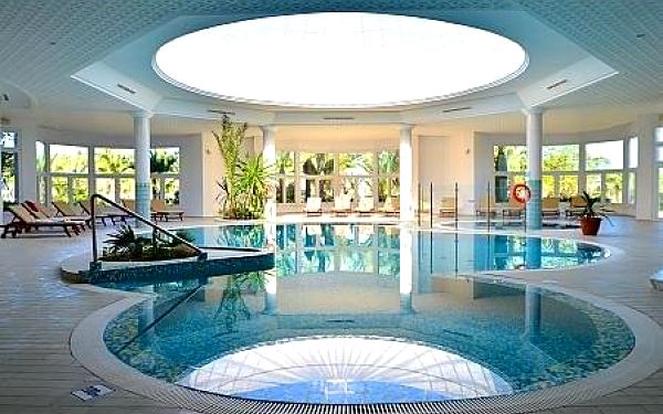 Royal Garden Palace, Djerba, letecky, all inclusive5