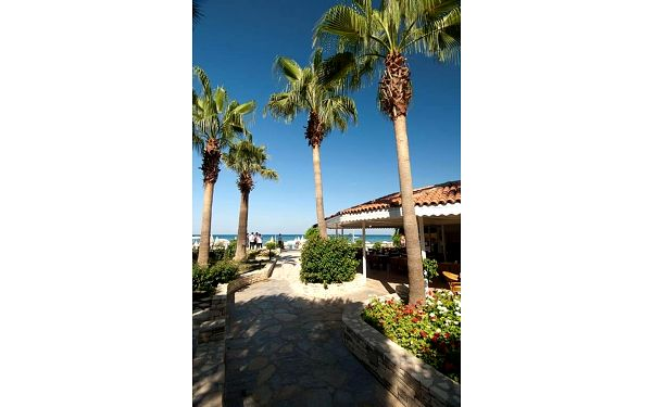 Hotel Trendy Side Beach, Side, letecky, all inclusive2