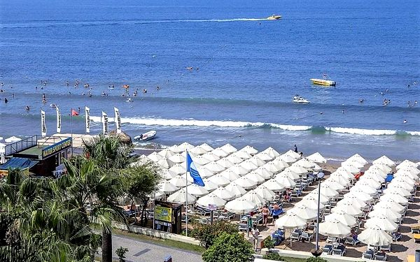 Hotel Trendy Side Beach, Side, letecky, all inclusive3
