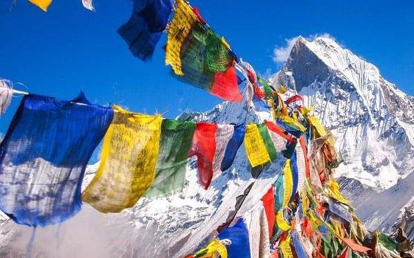 Nepál - země horských velikánů