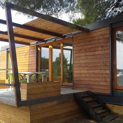 Chorvatsko - Severní Dalmácie: Mobile Home Relax