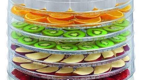 Sušička ovoce Concept SO1050 bílá