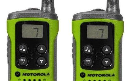 Vysílačky Motorola TLKR T41 zelený (P14MAA03A1BP)