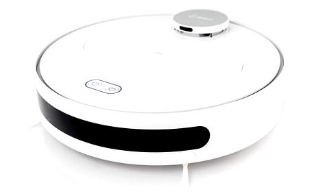 Robotický vysavač 360 Robot Vacuum S6 bílý + DOPRAVA ZDARMA
