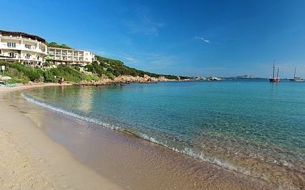 Club Hotel, Sardínie, letecky, plná penze2