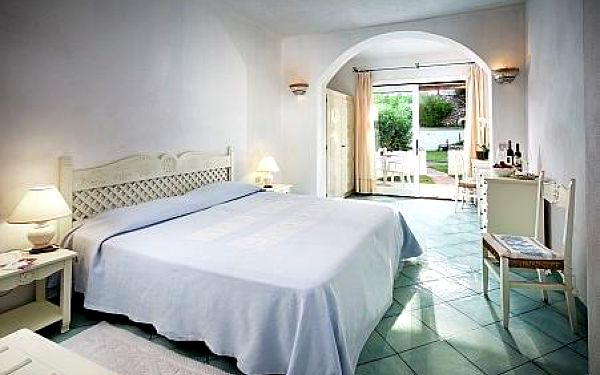 Club Hotel, Sardínie, letecky, plná penze4