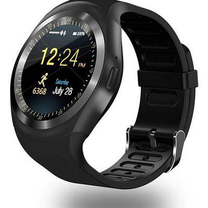 Chytré hodinky Carneo Black Eye černé (8588006962369)