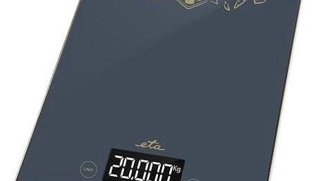 Kuchyňská váha ETA Farmer 4777 90000 černá