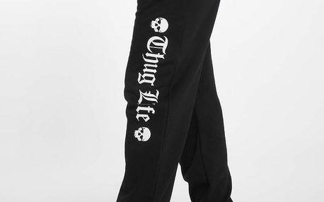 Thug Life / Sweat Pant Grea in black M