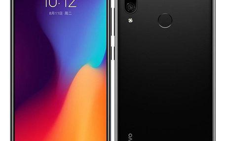 Mobilní telefon Lenovo K10 Plus Dual SIM černý (PAGW0021CN)