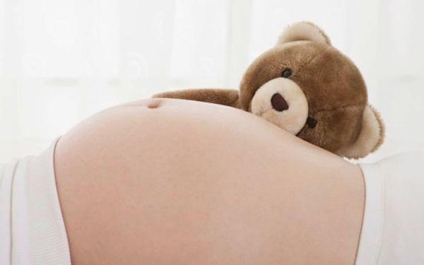 60minutová těhotenská masáž2