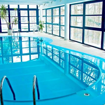 Jižní Čechy: Písek ve 4* hotelu se snídaní a neomezeným wellness, fitness a slevami
