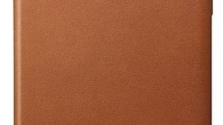 Kryt na mobil Apple Leather Case pro iPhone 6s - sedlově hnědá (MKXT2ZM/A)