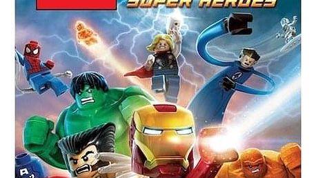 Hra Ostatní PC Lego Marvel Super Heroes (PC HRA)