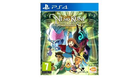Hra Bandai Namco Games PlayStation 4 Ni no Kuni: Wrath Of The White Witch Remastered (3391892004212)