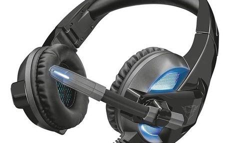 Headset Trust GXT 410 Rune Illuminated černý (22896)