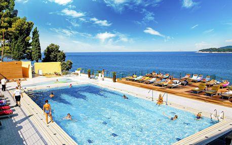 Chorvatsko, Pula  Apartmány Horizont** na pláži   Bazén   Polopenze   Animační program