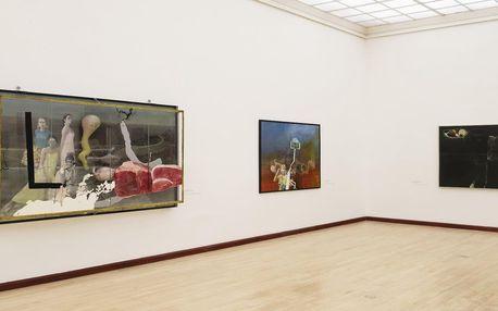 Vstupy do 5 objektů Galerie hlavního města Prahy