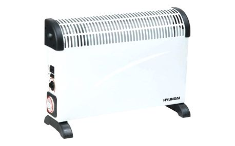 Teplovzdušný konvektor Hyundai CON301 bílý