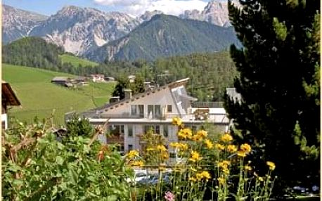Itálie - Alta Badia na 4 až 5 dní, polopenze, Alta Badia