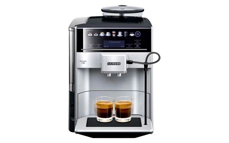 Espresso Siemens EQ.6 TE653311RW stříbrné