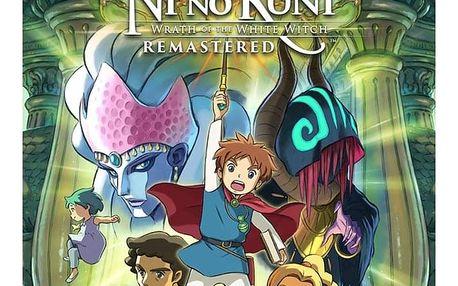 Hra Bandai Namco Games PlayStation 4 Ni no Kuni: Wrath Of The White Witch Remastered (3391892004212)