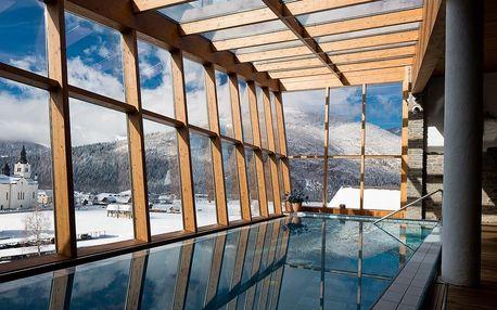 Slovinsko se skipasem | Bohinj Eco hotel**** | Polopenze, Wellness a skipas v ceně