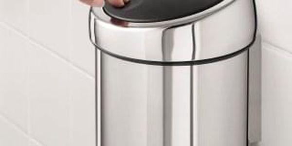 Odpadkový koš Brabantia Touch Bin 3 l2