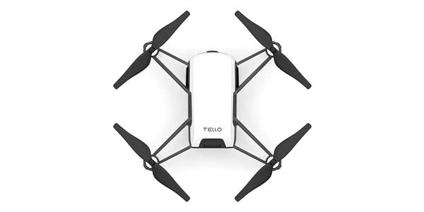 Dron Ryze Tech Tello Boost Combo černý/bílý2