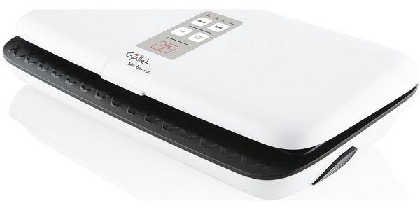 Svářečka folií Gallet Narbonne MSV 250 bílá + DOPRAVA ZDARMA3