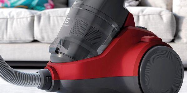 Podlahový vysavač Electrolux Ease C4 EC41-ANIM červený3