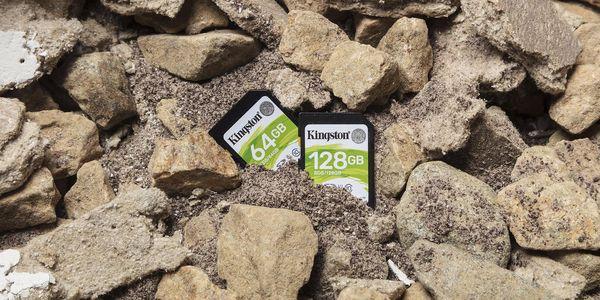 Paměťová karta Kingston SDXC 64GB UHS-I U1 (80R/10W) (SDS/64GB)4